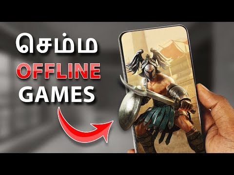 10 செம்ம Offline Games | Top 10 Best Offline Games for Android in 2018