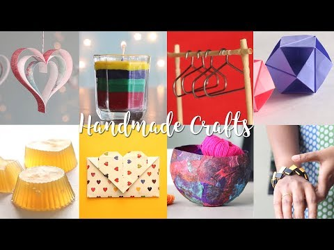 Handmade Craft Ideas