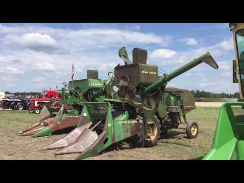 Combines at Half Century Of Progress 2017
