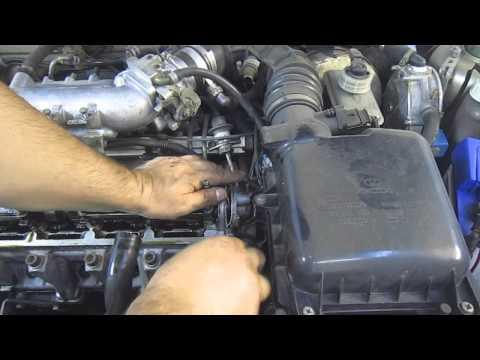 Видео как заменить маслосъемные колпачки