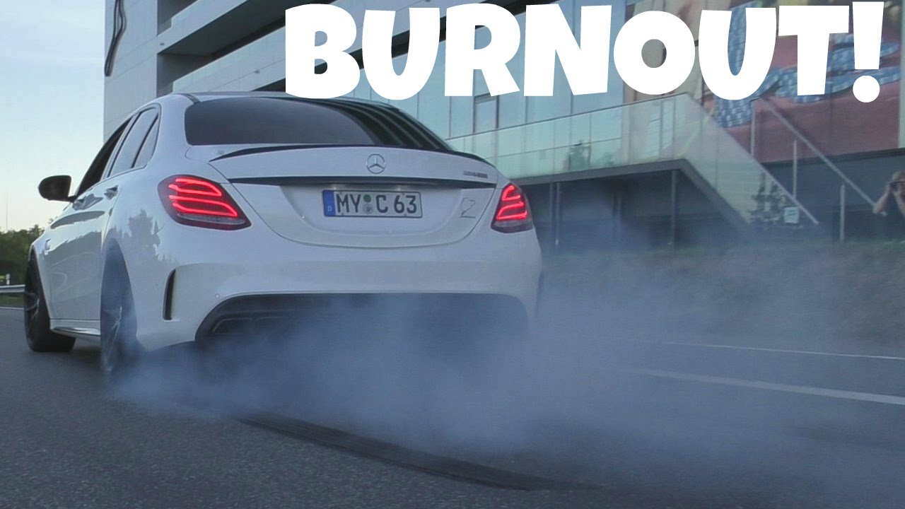 700HP RENNtech C63 AMG-BRUTAL Sounds!