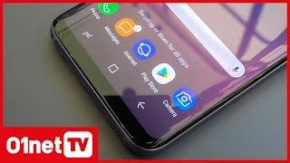 Galaxy S8 : découvrez son écran atypique (et très beau)