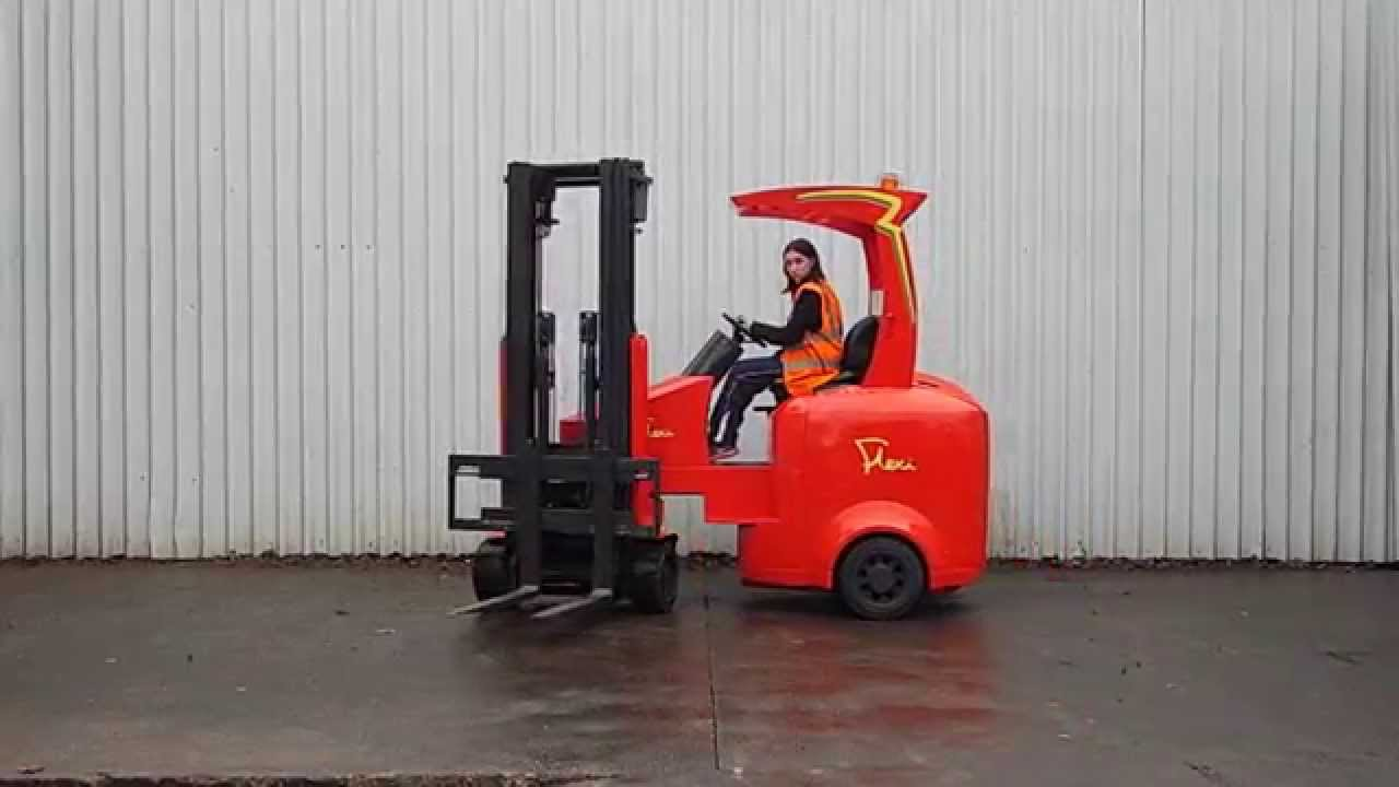 flexi g3 articulated forklift for sale