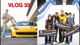 DRIVING FERARRI 458 & 3RD PLACE AT WORLDCUP | VLOG 34