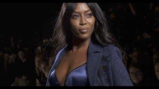 90年代に一世風靡したスーパーモデル、ナオミ・キャンベル(Naomi Campb...