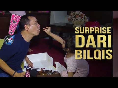 Ayah Ayu Ting Ting Ultah, Bilqis Beri Surprise - Cumicam 05 Juni 2018
