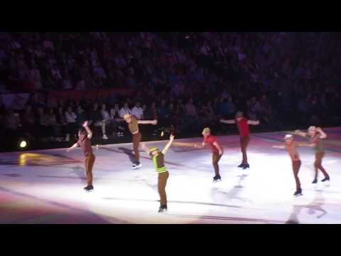Rebels Just For Kicks - Stars on Ice 2018 - Vancouver, BC