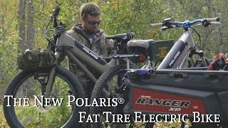 Sabre Fat Tire POLARIS® Electric Bike