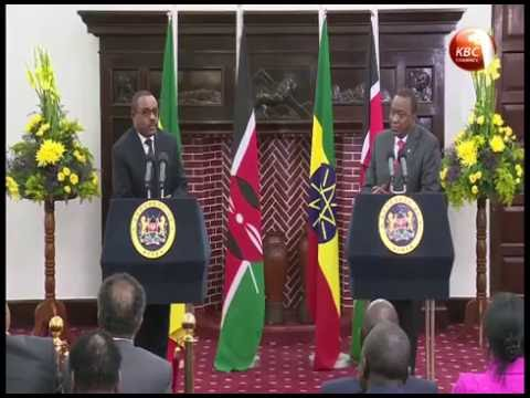 Ethiopia to join Kenya in the construction of a crude oil pipeline