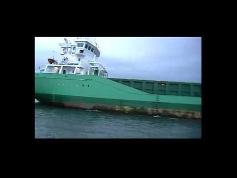 LA CORUNA PILOT ABOARD MV ARKLOW ROVER