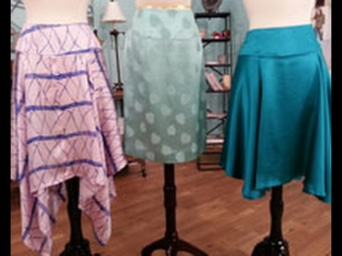 Stephani Miller Offers a Lesson on Draping on It's Sew Easy (609-3)