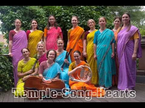 Temple - Song - Hearts Music of Sri Chinmoy
