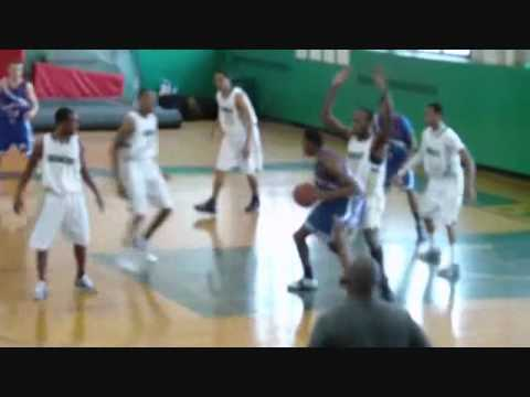 Bronx Community College BRONCOS vs Ulster Community College SENATORS 2-04-12 @ BCC.wmv