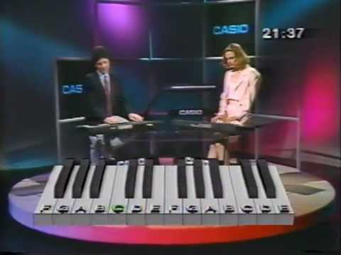 HOW TO PLAY YOUR CASIO KEYBOARD (1989)