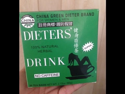 dieters-china-green-tea-review-|-skinnymesymone