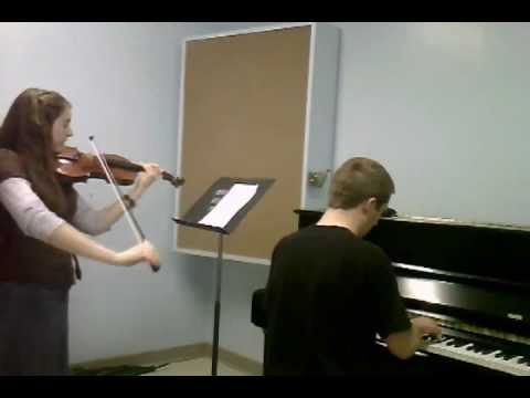 Piano + Violin: The End of August