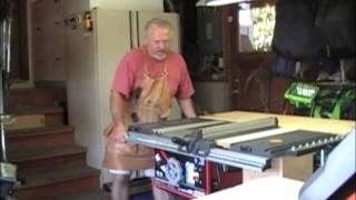 Woodworking Shop Set Up For Small Spaces Part 1