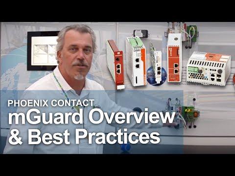 Phoenix Contact MGuard Overview & Best Practices