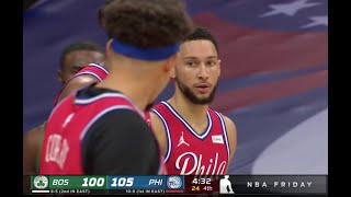 When Ben Simmons Takes Over Like This, The 76ers Can't Be Stopped