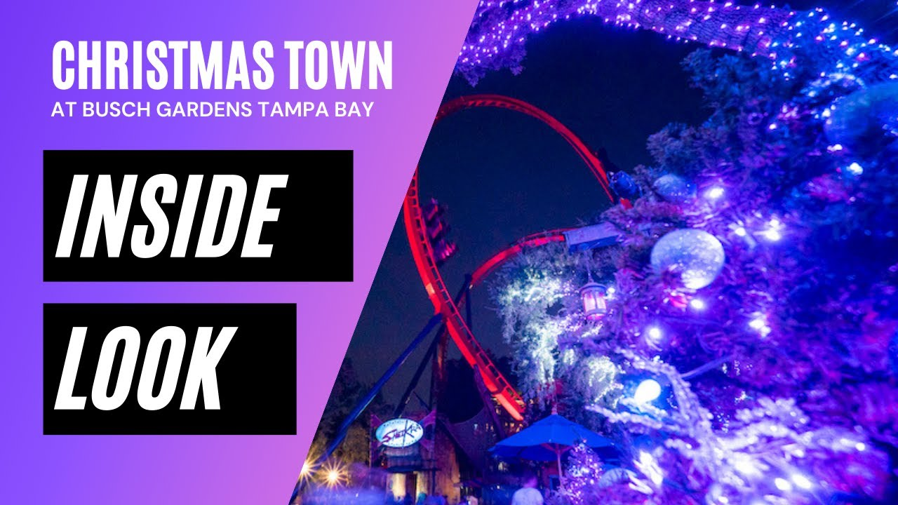 Christmas Events In Tampa Bay 2021 The Best Christmas Events In Tampa Bay For Families