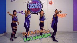 Baixar Trenzinho da Sacanagem - Lincoln Senna   Coreografia Abalô Dance