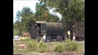 Cuba - Fireless Shunting - CAI. Bolivia 1998 (Part 1)