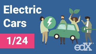 Learn About Electric Cars Online from Delft University of Technology