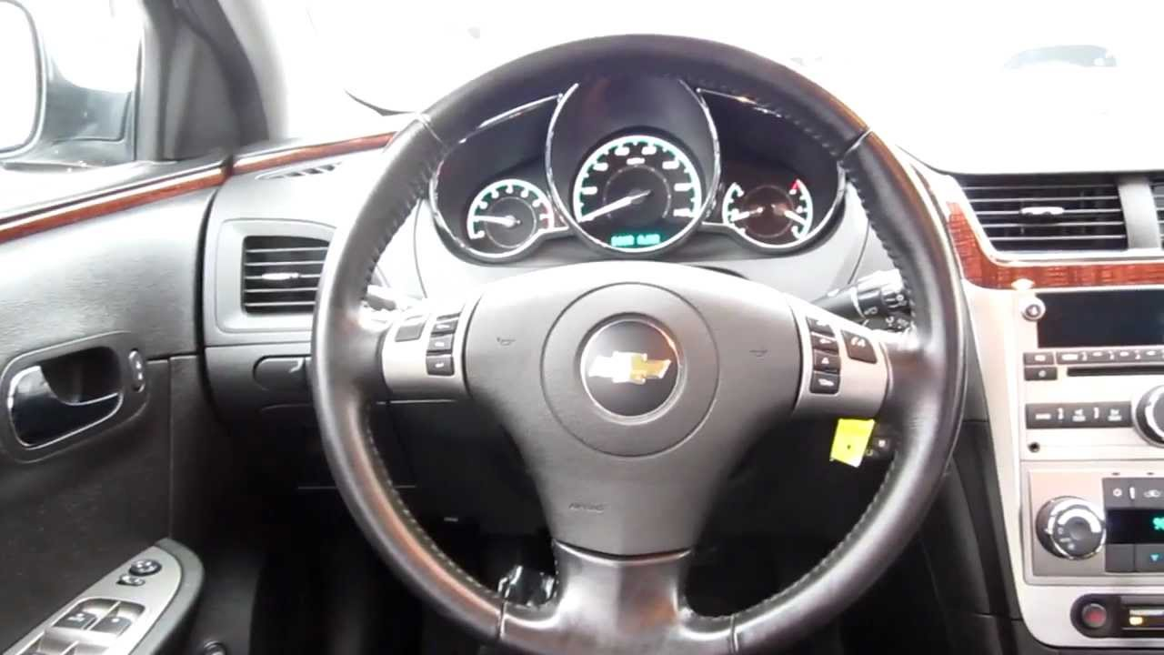 2011 Chevrolet Malibu LTZ, Silver Ice   Stock# 606647   Interior Awesome Ideas