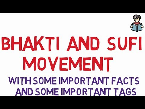 Bhakti And Sufi Movement In Hindi || SS Coaching : SSC CGL, CHSL, KVS, UP EXAMS, DSSSB