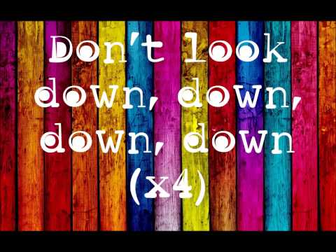 Ross Lynch and Laura Marano Don't Look Down Lyrics [HD]