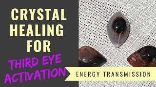 """[Multi Sub] Crystal Healing for """"Open up Your Intuition / 3rd Eye"""" (9) [中文字幕] 水晶療癒系列 """"開啟直覺/第三眼"""" (9)"""