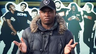 BIG SHAQ IN THE SIDEMEN HOUSE!