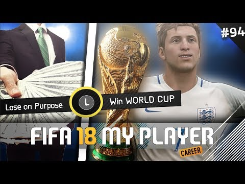 MATCH FIXING WORLD CUP! | FIFA 18 Player Career Mode w/Storylines | Episode #94