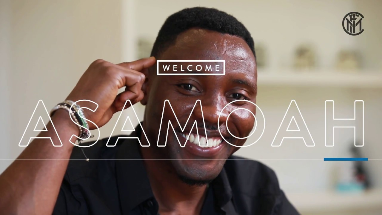 KWADWO ASAMOAH   #WelcomeAsamoah   Inter 2018/19