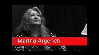 Martha Argerich: Tchaikovsky - Piano Concerto No. 1, 'Allegro con fuoco'