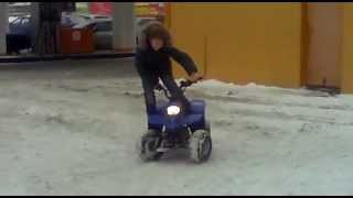 Квадроциклы. В автосервисе для ATV(В автосервисе, ATV рулят !!!, 2012-10-10T21:39:13.000Z)