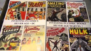 Investing In Comic Books Golden Silver Age DC Marvel Timely Most valuable comics ever