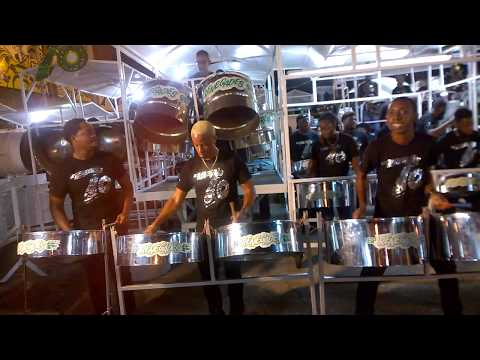 "Renegades Steel Orchestra / ""Year For Love"" (Slow) / Panorama Preliminaries 2018"