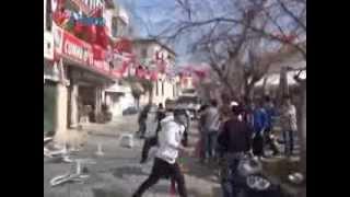 İzmir'de HDP'lilere saldırı (23 Şubat 2014)