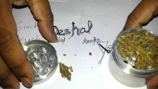 preaparation of Bong by Deshal