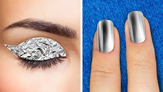 26 SIMPLE BEAUTY HACKS AND TRICKS