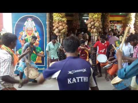 Madurai (drum set) mariyamman kovil thiruvila