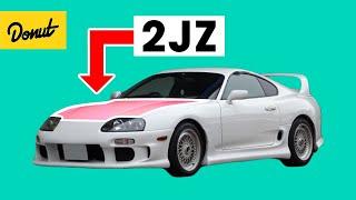 2JZ ENGINE  How it Works | SCIENCE GARAGE