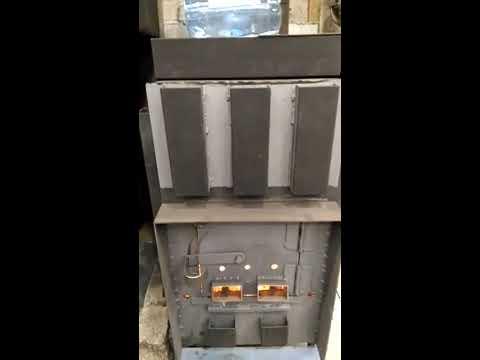 Модернизация печи. Убираем колосник и зольный ящик!