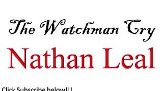 Nathan Leal   Interview with Benjamin Baruch Time is Running Out!  092514