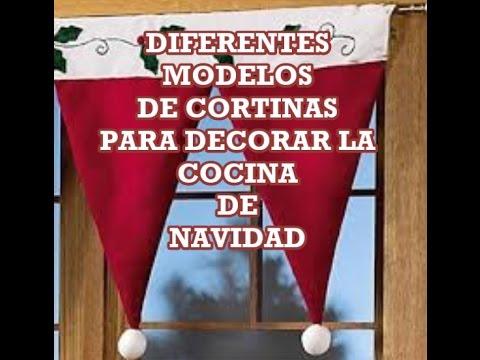 Diferentes modelos de cortinas para decorar la cocina de for Modelos de cortinas para salas