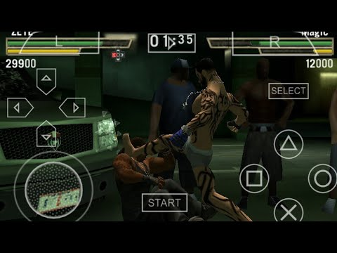 DOWNLOAD GAME DEF JAM FIGHT FOR NY PPSSPP (481 MB TANPA EKSTRAK)