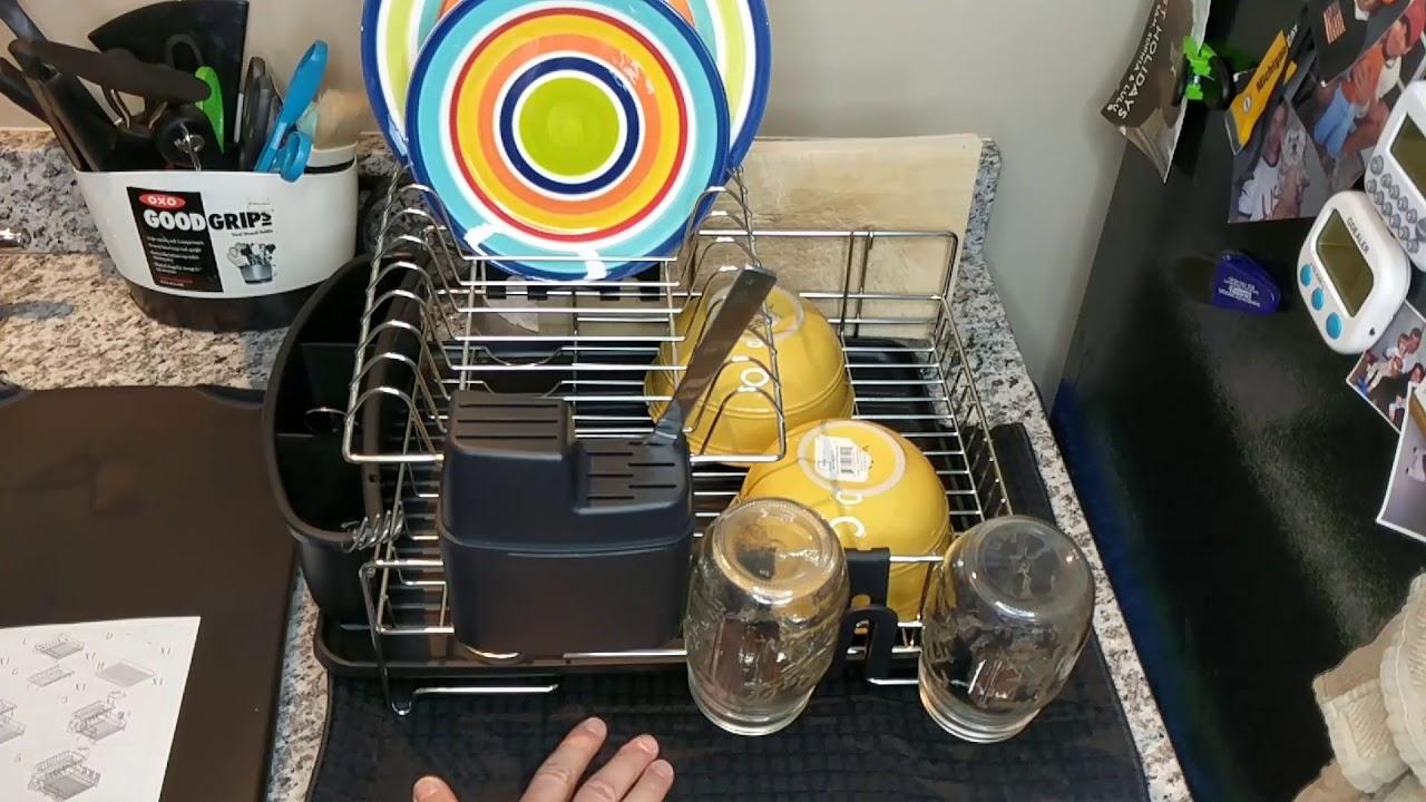 premiumracks professional 304 stainless steel dish rack review