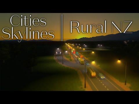 Rural New Zealand | Cities Skylines | Ep1