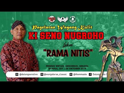 #LiveStreaming KI SENO NUGROHO - RAMA NITIS